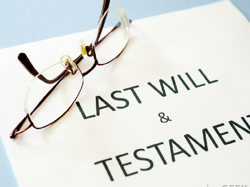 Wills and probate, inheritance planning, living wills, power of attorney.